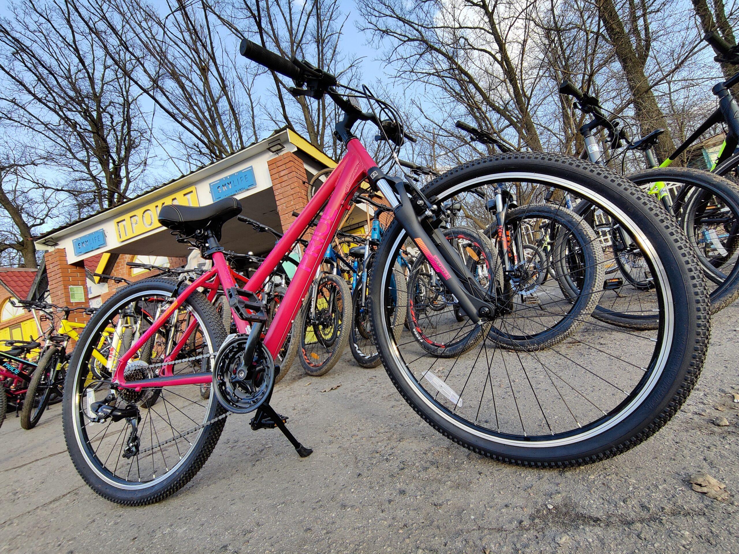 Велосипед 26″ Pride Stella 6.1 (2021) бордовый M,S,XS