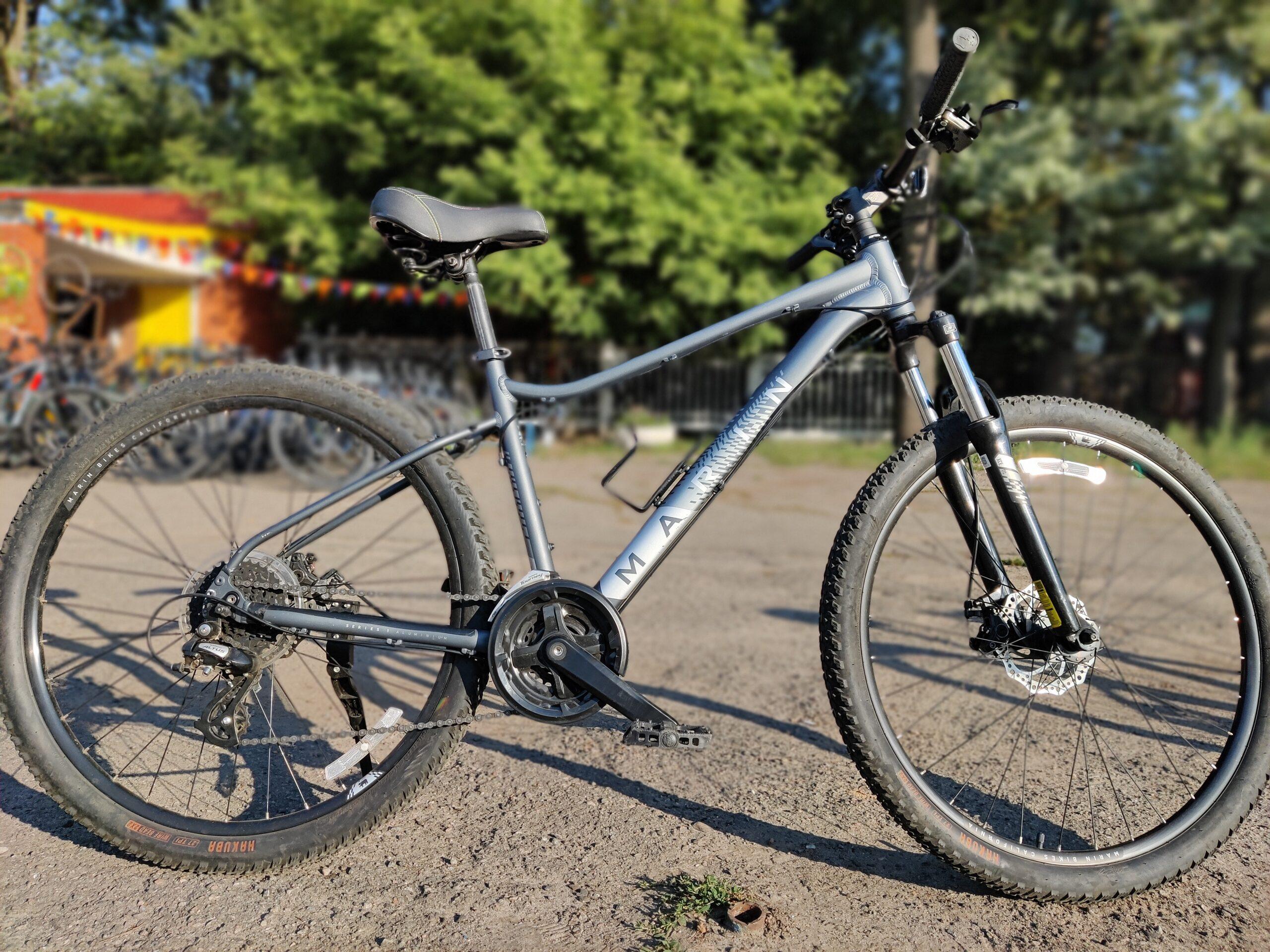 Велосипед 27,5″ Marin WILDCAT TRAIL 1 WFG (2021) L,M
