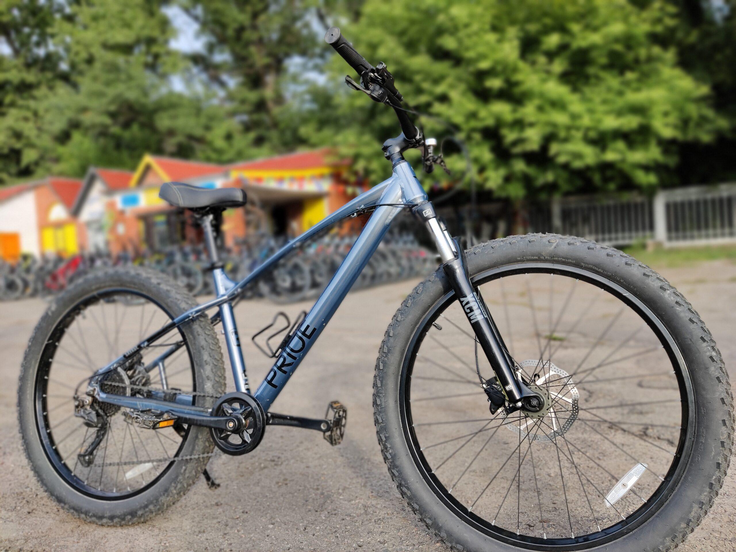 Велосипед 27,5″ Pride SAVAGE 7.1 рама — M, XL 2021